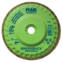 Pearl Greenback Trimmable Zirconia Flap Discs